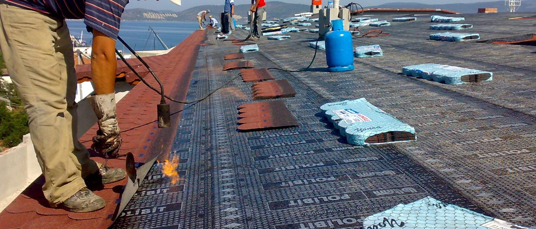 tadilat izmir çatı